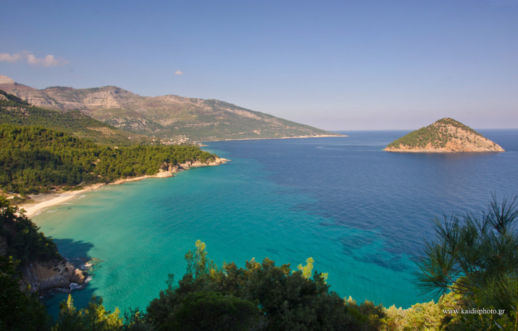 best places in thassos