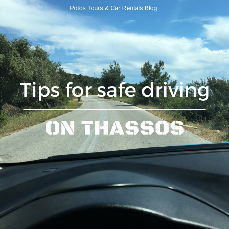 thassos car hire