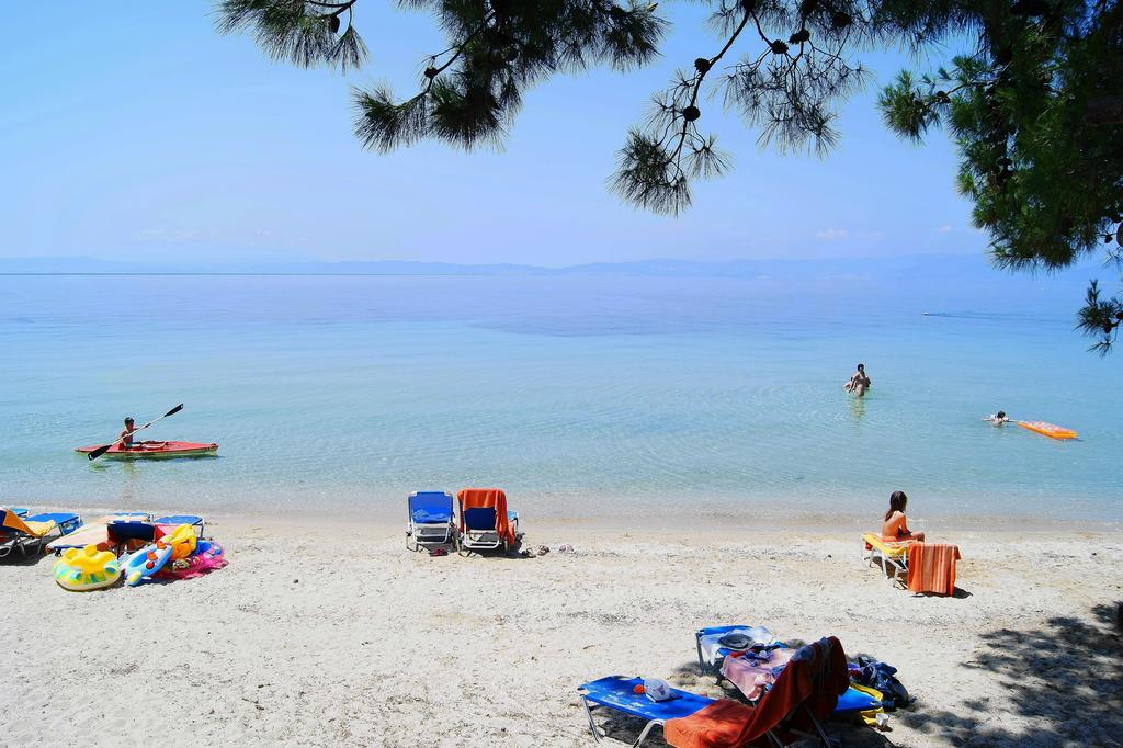 best family beaches in thassos