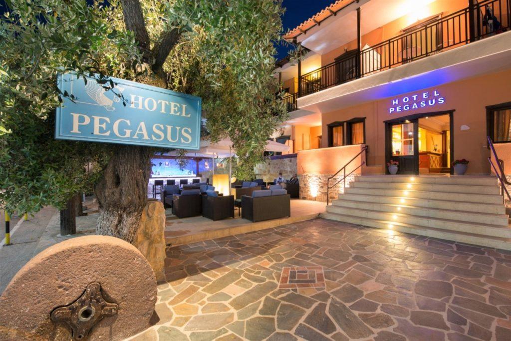 Best hotels in Thassos