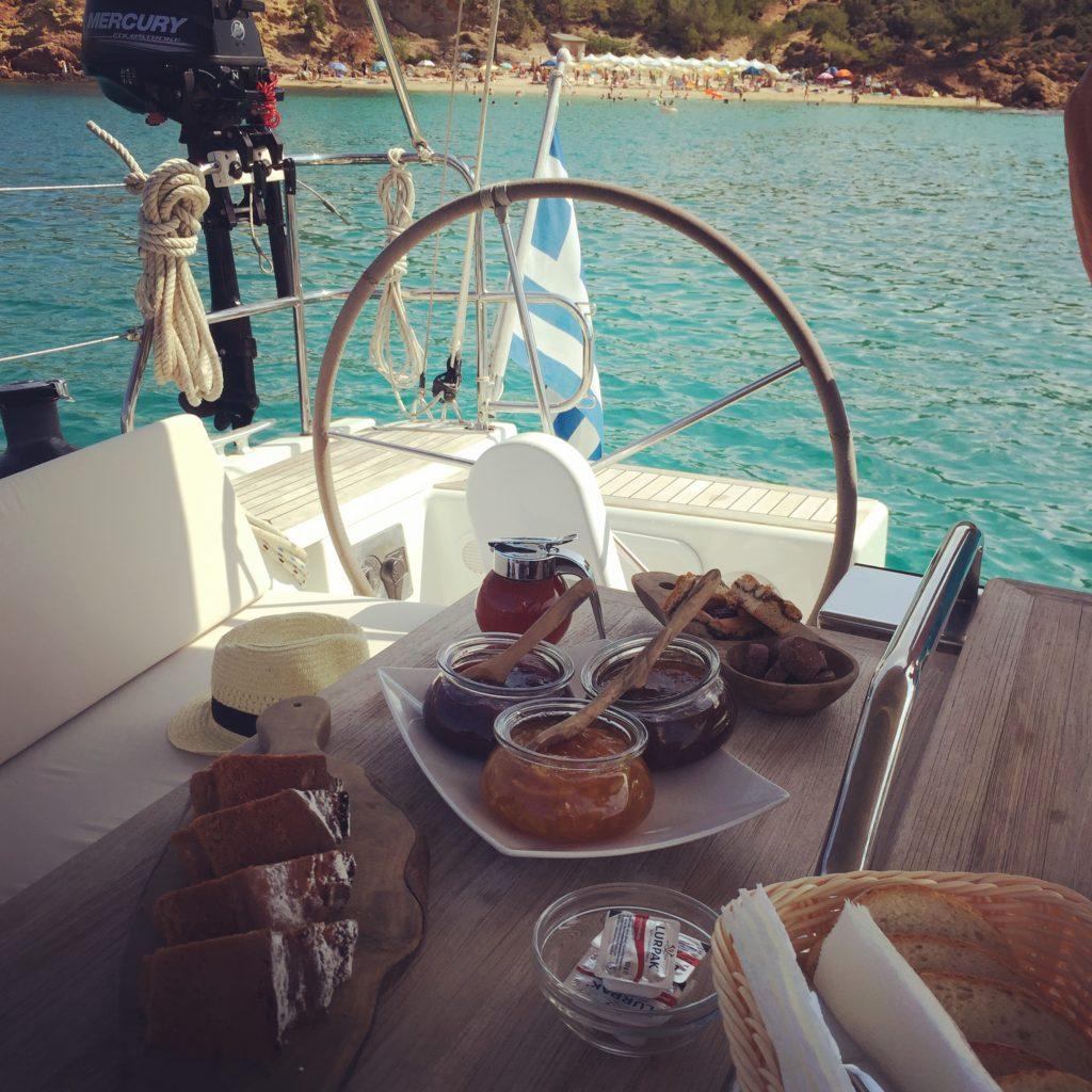 thassos yacht