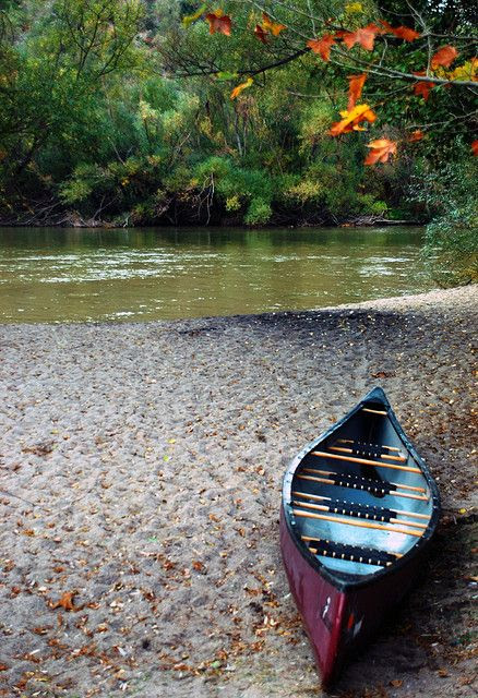 Nestos River Canoe