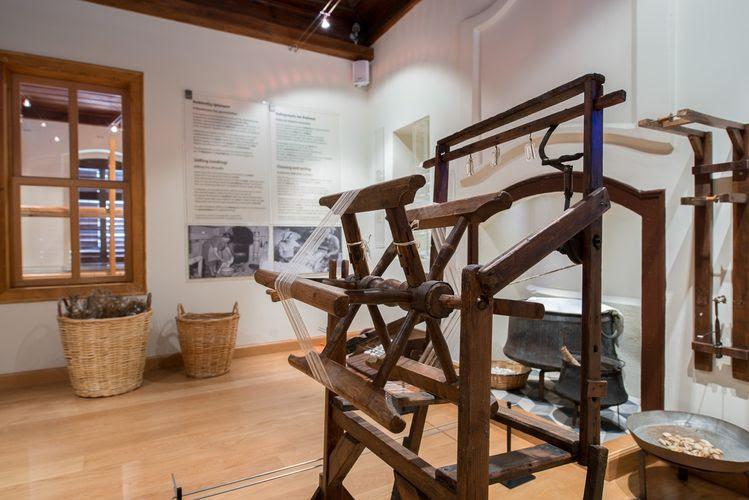 Silk Museum Soufli