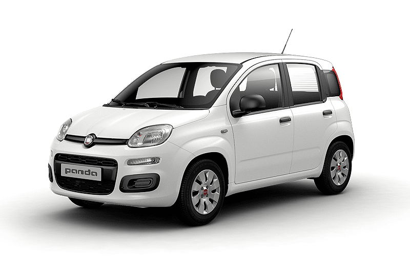 Fiat Panda @ Potos Rent a Car