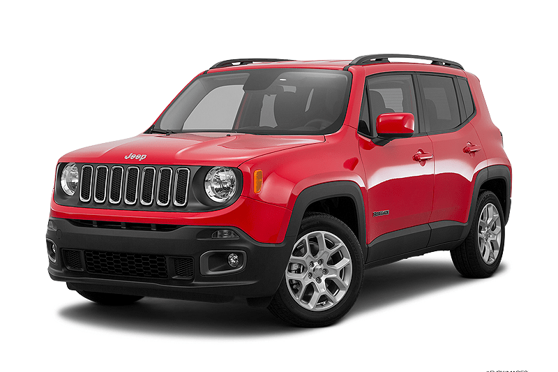 Jeep Renegade @ Potos Rent a Car